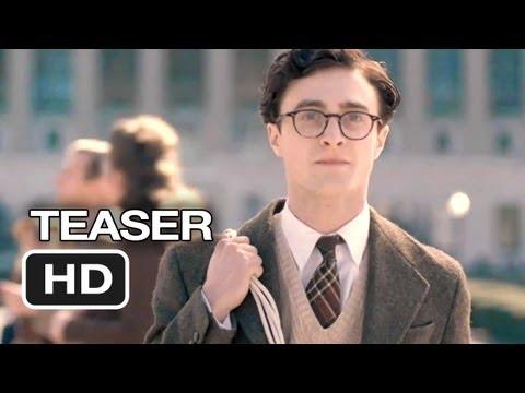 Kill Your Darlings TEASER TRAILER (2013) - Daniel Radcliffe, Ben Foster Movie HD