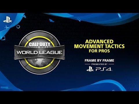 Call of Duty World League – Advanced Movement Tactics for Pros | PS4