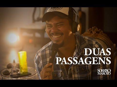 Duas Passagens - Sorriso Maroto (Lyric Vídeo)