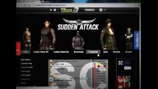 Hacker para Sudden Attack BR Funciona   Video Tutorial