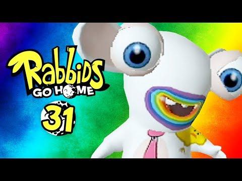 Rabbid Do-What-I-Do || Rabbids Go Home [2-Player] - #31