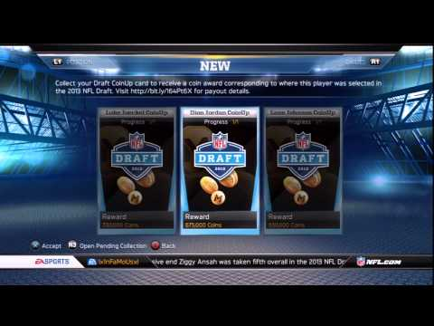 Madden 13 Ultimate Team Update #19: 2013 Future Star and Rookie Cards
