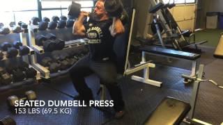 Dan Green - Bench Training