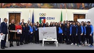 Campionati del Mondo Cadetti e Giovani Verona2018 - Presentazione Roma