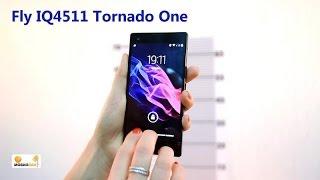 Обзор смартфона Fly IQ4511 Tornado One