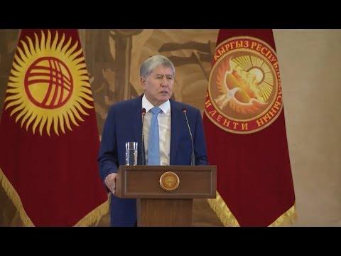 Атамбаев жёстко высказался о Назарбаеве