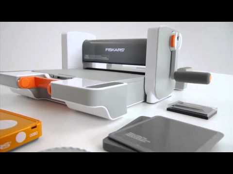 Fiskars Fuse Creativity System: Endless Possibilities