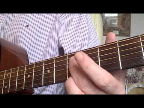 Open Guitar Tuning Demonstration - Free tutorial with Paul McIlwaine