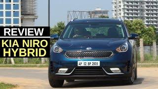 Kia Niro SUV India Review : are hybrids the right solution?