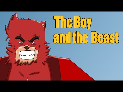 The Boy And The Beast  - Content Free Time