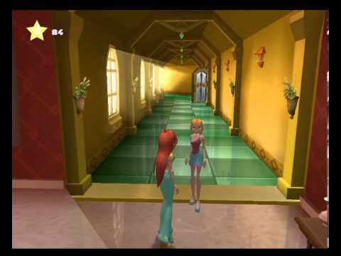 Winx Club (PS2) - new smaller glitches