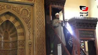 خطبة الجمعة من مسجد عمر مكرم بعنوان العلم في الإسلام