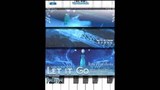Let it go piano version