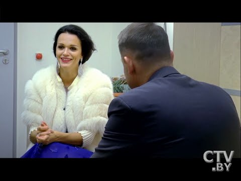 Певица Слава в программе «Простые вопросы» с Егором Хрусталевым