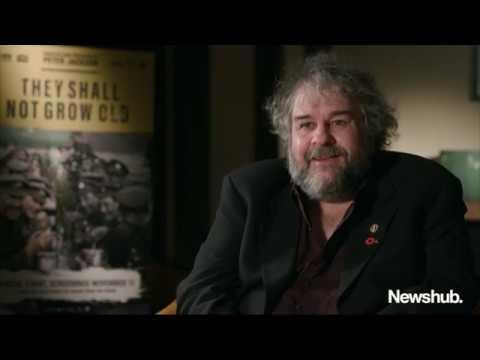 Peter Jackson Explains Turning WWI Footage Into A 4K 3D Film | Newshub