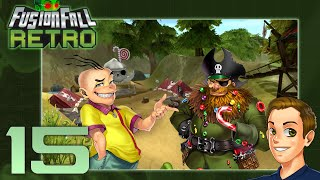 FusionFall Retro Playthrough [Part 15] - Dead Eds Tell No Tales