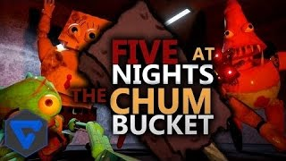 Como descargar Five Nights At Chum Bucket Full Para PC ACTUALIZADO