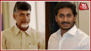 Shatak AajTak | TDP And YSR Congress To Move Separate No-Confidence Motions Today