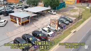 TOWER AUTO SALES DONNA / ALAMO TEXAS