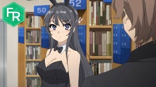 What Is Bunny Girl Senpai?   First Reaction