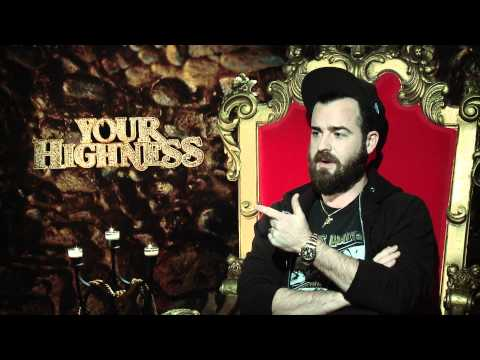 Your Highness - Interviews with Danny McBride and James Franco and Justin Theroux