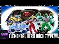 Yugioh Trivia: The Elemental HERO Archetype