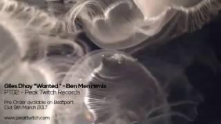 Download Lagu GILES DHAY -Wanted- BEN MEN Remix- PEAK TWITCH RECORDS 02 Gratis STAFABAND