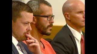 Chris Watts Sentencing Hearing