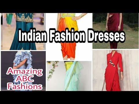 Creative Fashion Designer wear patterns Collection