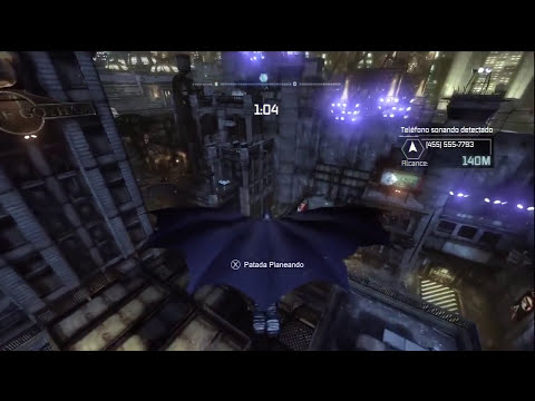 Batman Arkham City: Modo Historia Gameplay - Parte 6 [HD] (X360/PS3/PC)