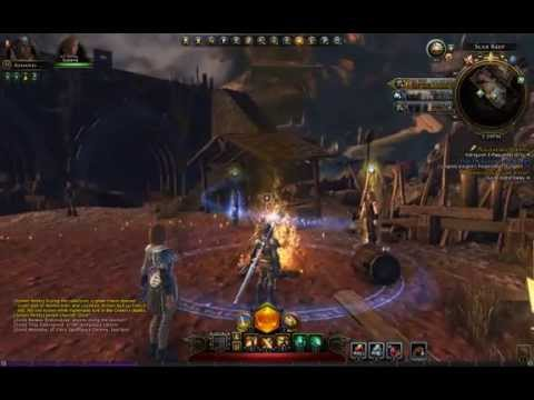Neverwinter MMO - Ashanti is Level 52 part 1/2