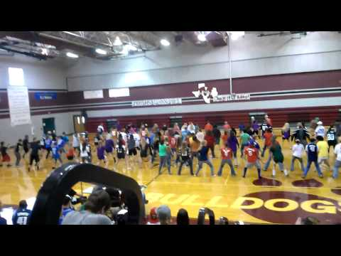 "Millsap High School ""Wobble"""