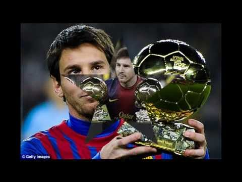 Messi Pictures 2013 video