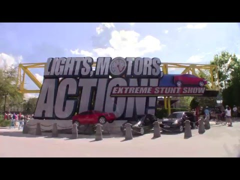 FINAL WEEK Lights, Motors, Action! Extreme Stunt Show FULL Show Disney Hollywood Studios