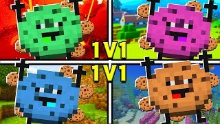 NEW *1v1v1v1 COOKIE CAMP GAMEMODE* THE BEST GAMEMODE EVER CREATED | MINECRAFT COOKIE CAMP!