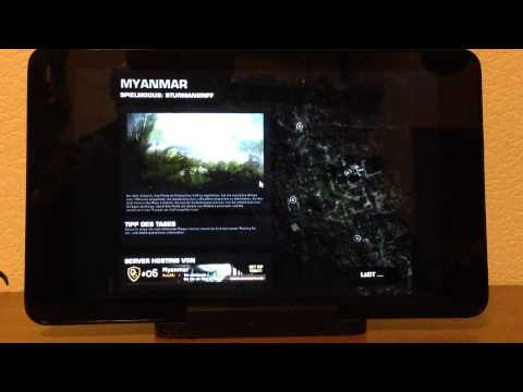 Battlefield Play4Free - Dell Venue 8 Pro [ Any Solution? ] Gaming