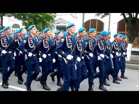 Советские песни - Парад победы
