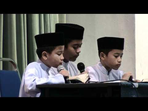 Bacaan quran pelajar Qiraat IMTIAZ Dungun 00108.MTS