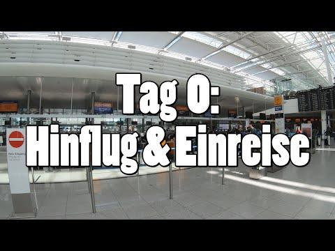 #OTRAmerika19 - Tag 0: Hinflug & Einreise nach Kanada / Review Lufthansa Business Class im A350-900