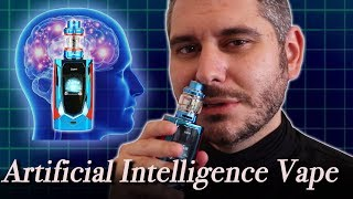 The Revolutionary A.I. Vape
