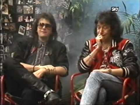 Ace Frehley and John Regan about Live+1