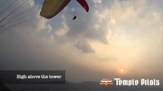 Paragliding in Kamshet (Tower Hill West), 31/12/2013