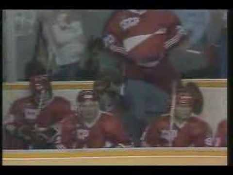 Canada Cup '87... Lemieux + Gretzky = Magic Video