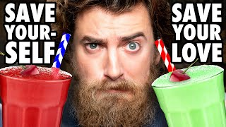Choose The Wrong Answer, Drink The Nasty Milkshake (GAME)