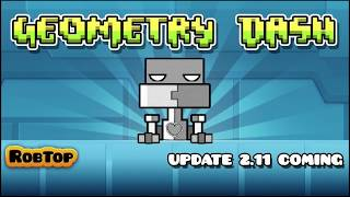 Geometry Dash 2.11 for android free download!