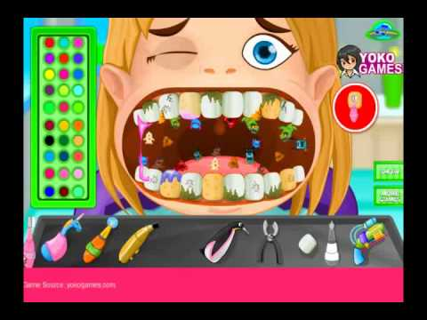 Dentist Fear,  Baby Gameplay video