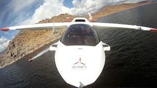 Kirk Hawkins: ICON Aircraft