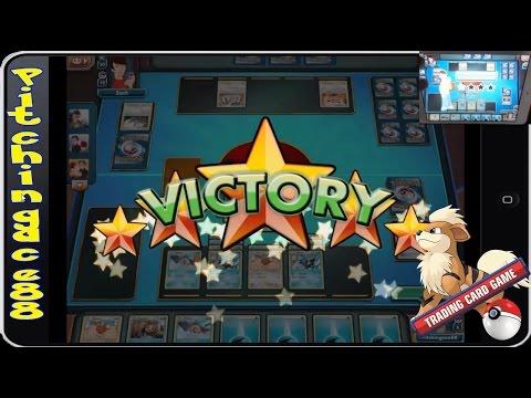Pokemon Trading Card Game Mobile Game Series 1 Youtube