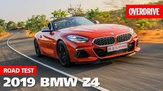 2019 BMW Z4 | Road Test Review | OVERDRIVE