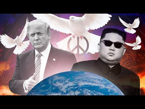 The action-movie style trailer Trump says he played to Kim Jong-un